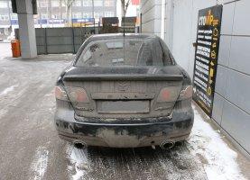 Mazda 6 MPS на газу