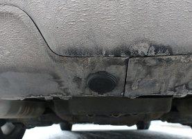 Mazda 6 MPS с гбо