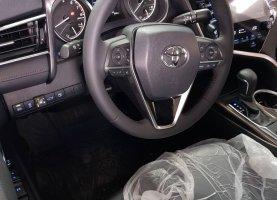 Toyota Camry (2018) на газе