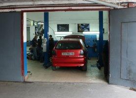 ГБО на Daewoo Matiz Red в Vipgaz Center