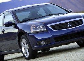 гбо на Mitsubishi Galant