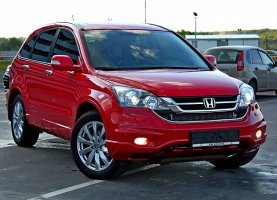 Газ на Honda CR-V RED