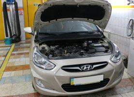 ГБО на Hyundai Grey